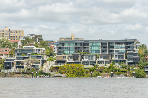 brisbane river properties